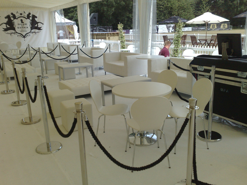 Event Furniture Hire London Wedding