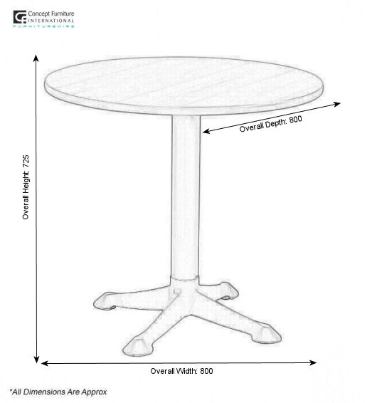 Cross Table Hire