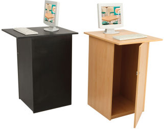Computer Plinth Hire For Exhibition Rental In London Uk