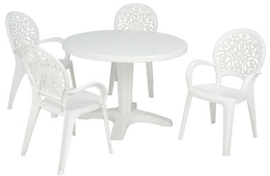 plastic table - Garden Furniture Kidderminster