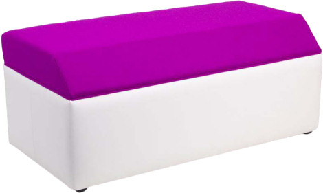 2 Seater Pouffe