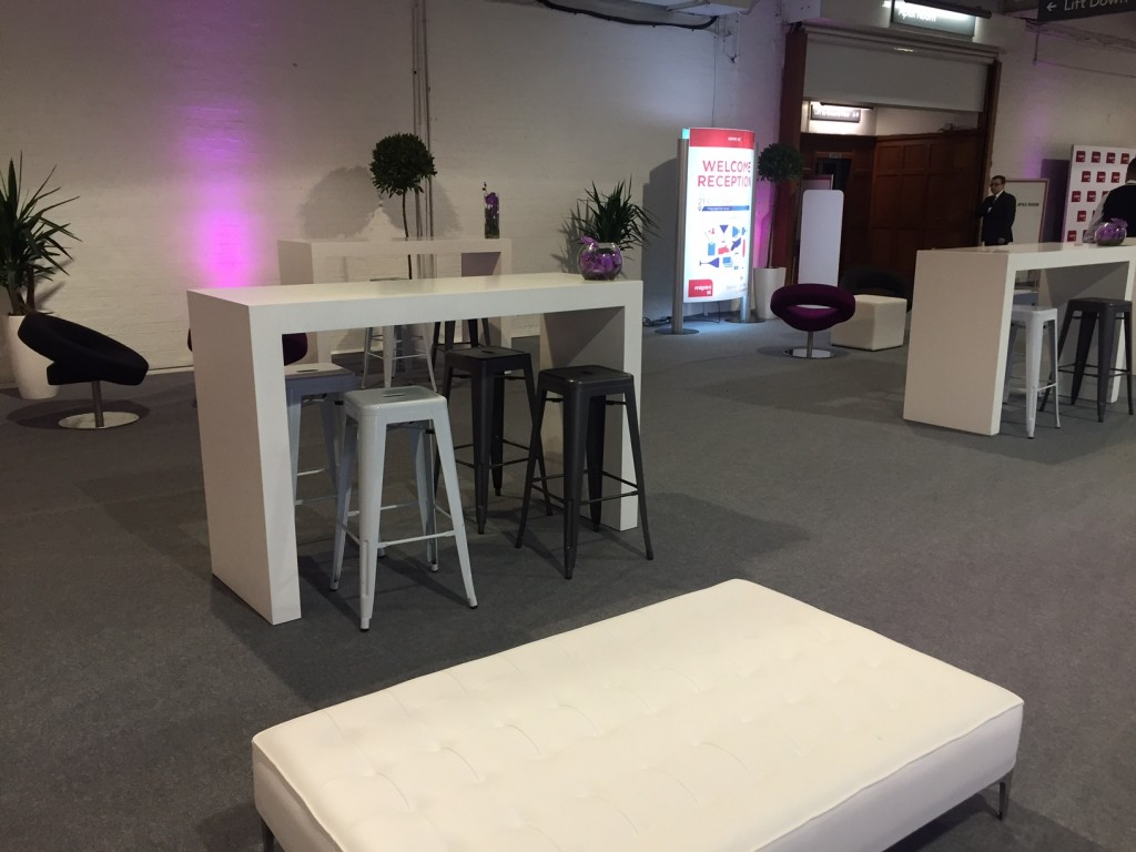 Restaurant Furniture Hire Uk : Levante bar table hire concept furniture