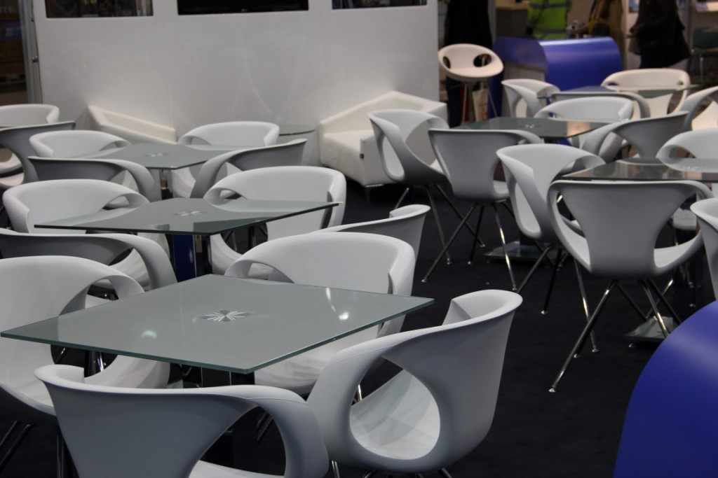 Square Dining Table Hire