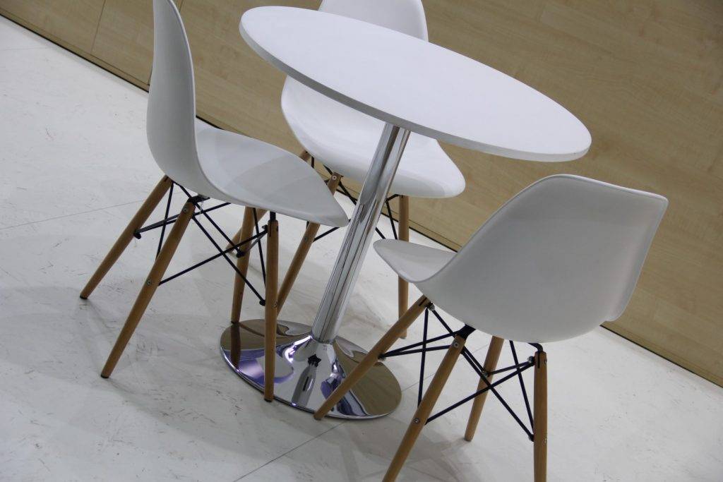 Tower Chair Hire White