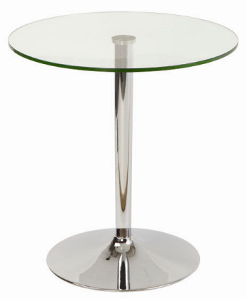 Round Glass Dining