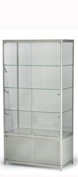 Centre Case with Cupboard
