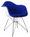 Honey Chair Padded Chrome