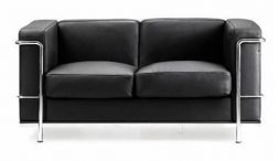 Corbusier 2 Seater Sofa